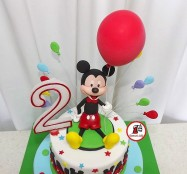 Tort Mickey Mouse si prietenii_Mickey Mouse Cake 5
