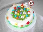 Tort Paste iepurasi 5